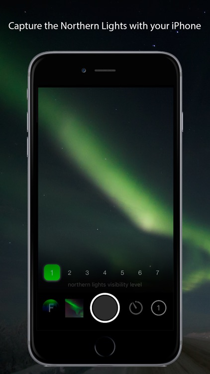 Northern Lights Photo Capture
