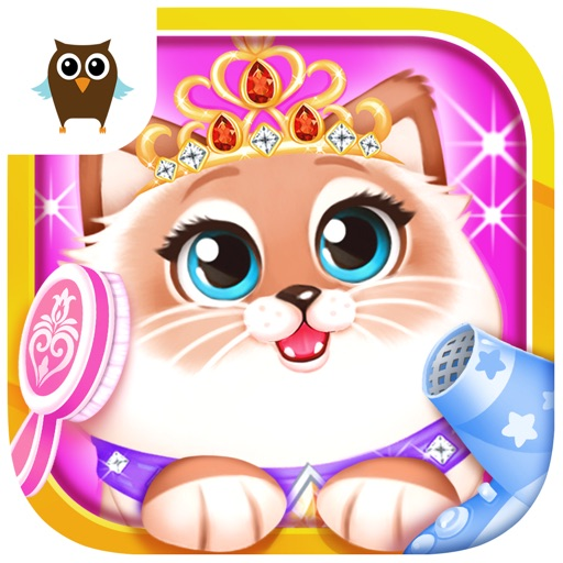 Royal Darlings - Princess and Pet Fun icon