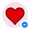 I Love You - Greeting cards and stickers to send your love messages via Messenger