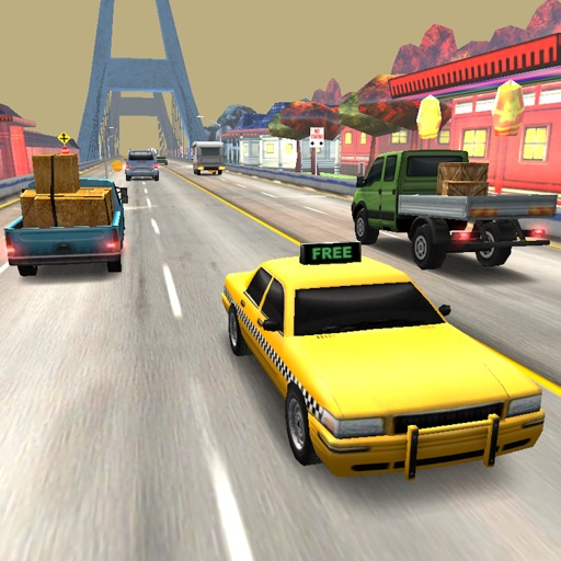 Traffic Drift Rider Racing Games