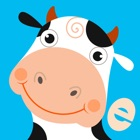 Farm Games Animal Games for Kids Puzzles for Kids icon