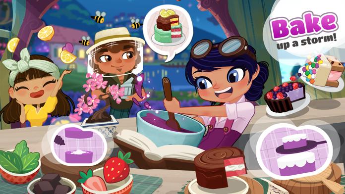 Bakery Blitz: Baking Mania Screenshot