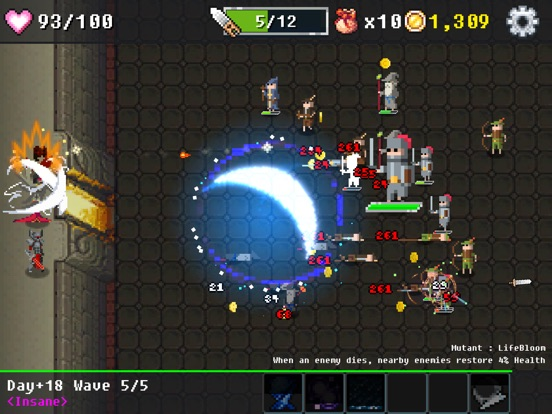 Скачать игру Dungeon Defense : The Invasion of Heroes