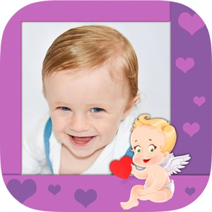 Baby photo frames for kids – Photo Collage