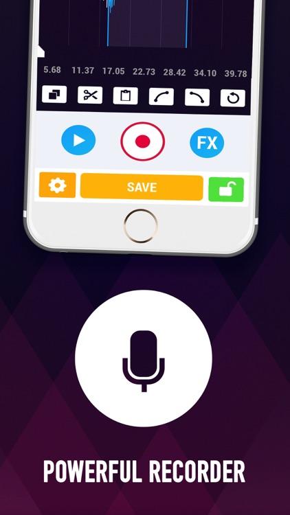 Ringtonio Pro - Create Ringtones & Cut Music screenshot-3