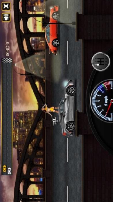 真实城市模拟驾驶激情速度极品赛车 App 截图