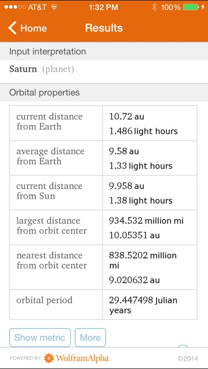 Wolfram Planets Reference App screenshot-1