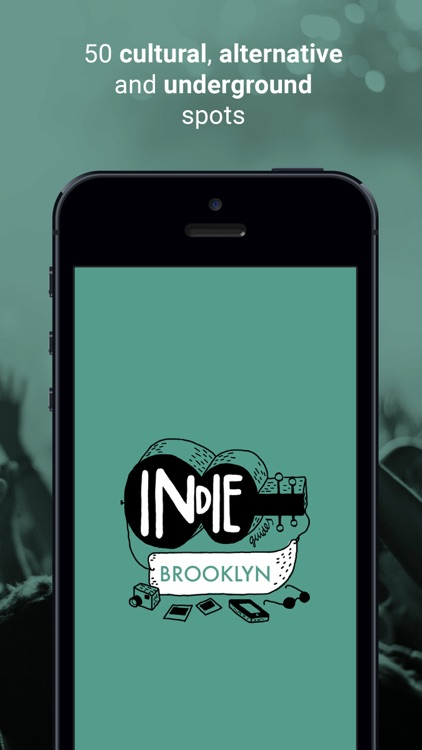 Indie Guides Brooklyn screenshot-1