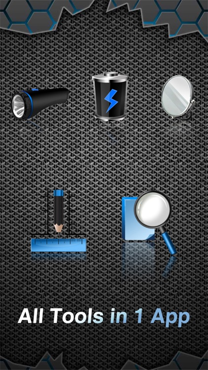 Toolkit Free – Flash Light, Battery Saver etc.