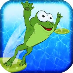 Frog Jumping.