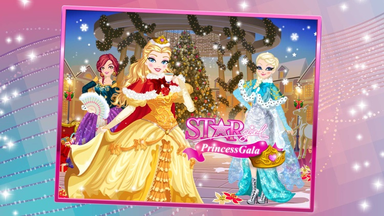 Star Girl: Princess Gala screenshot-0