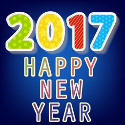 Happy New Year 2017 Cards Free