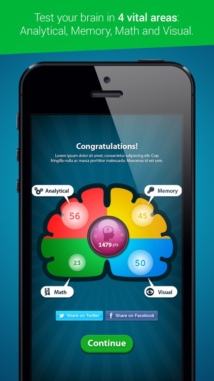 Who Got Brains - Brain Training Games screenshot-4