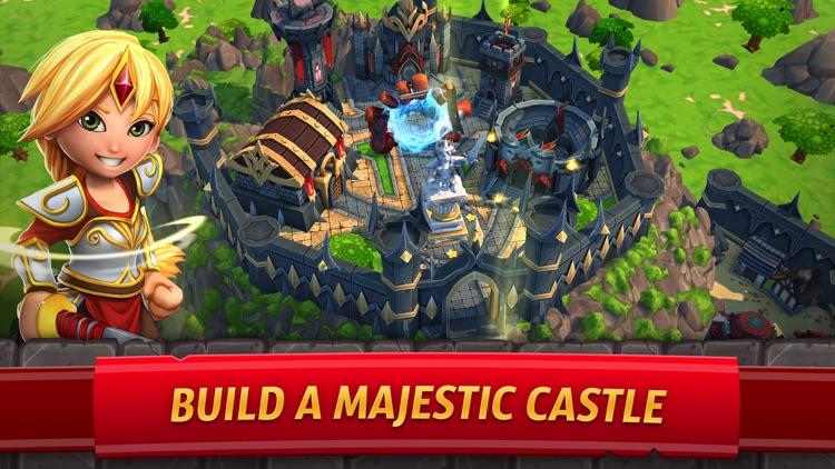 Royal Revolt 2 screenshot-4