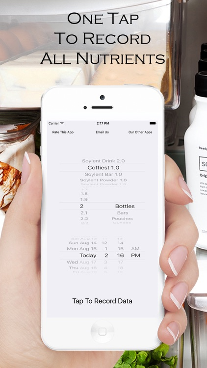 Soylent Nutrition Tracker screenshot-0