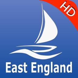 East England GPS Nautical charts pro