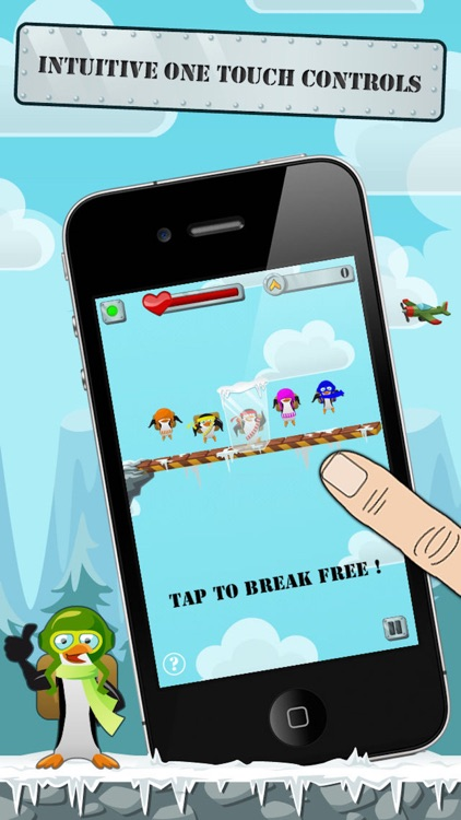 Penguin Airborne screenshot-3