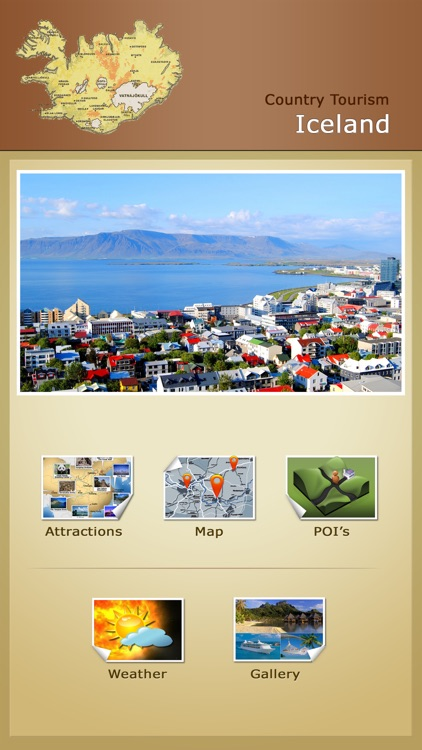Iceland Tourism Guide screenshot-0