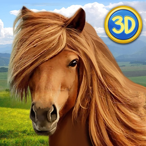 Farm Horse Simulator: Animal Quest 3D Full icon