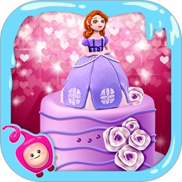 Doll Cake Maker Kids Cooking Game