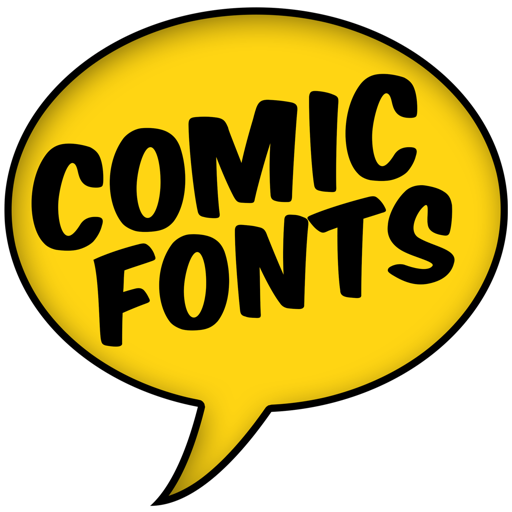Comic Fonts - Commercial Use Fonts for Mac