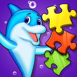 Sea Animal Puzzles For Kids