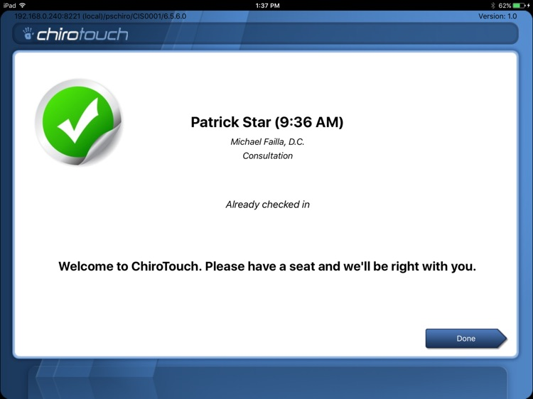 CT Sign-In Mobile 6.6 screenshot-4