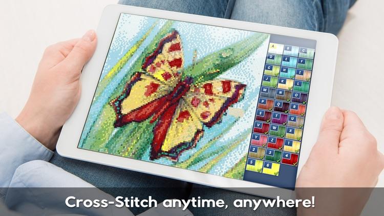 Cross-Stitch World screenshot-3