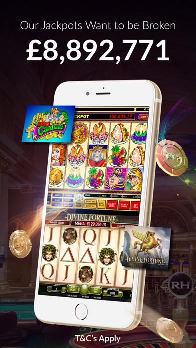 Royal House Casino: VIP Slots - Live Dealer Games screenshot four