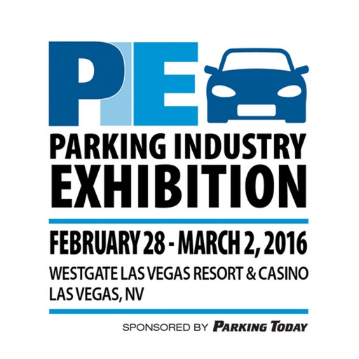 Parking Industry Exhibition icon