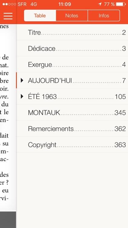 Québec Loisirs Livres numériques screenshot-4