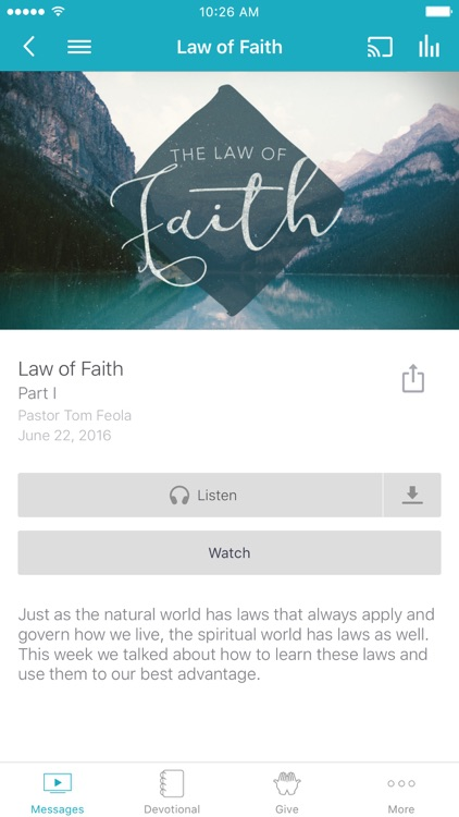 Christian Faith Fellowship Church
