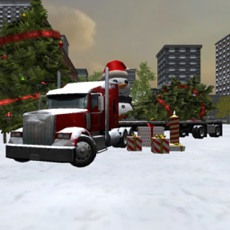 Activities of Christmas Tree Transport 3D