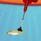 Fishing hero-happy fishing the seas icon