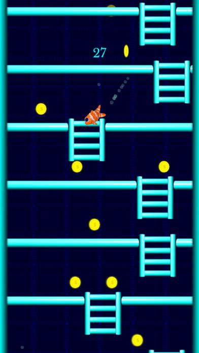 Fish Ladder Fall Down screenshot 3