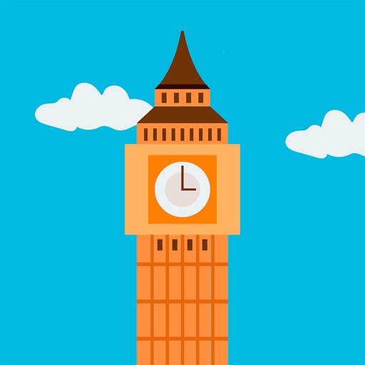 London 2017 — offline map and navigation!