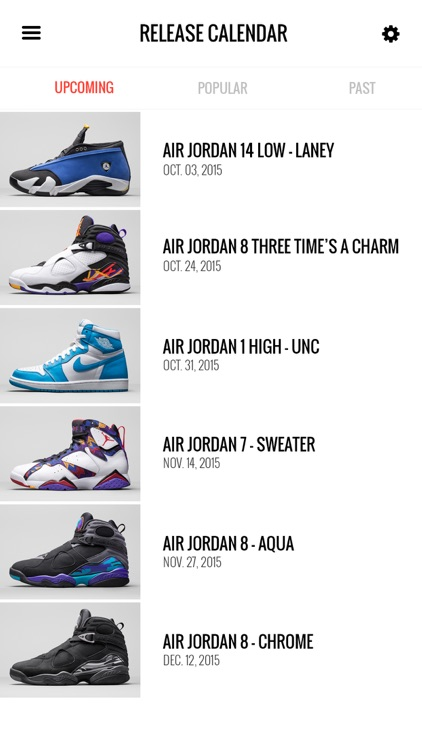 KicksOnFire: Release Dates & Sneaker News
