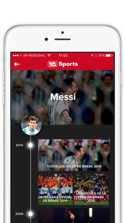 YaSports screenshot-3