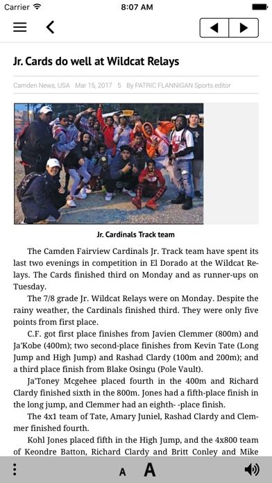 点击获取Camden News
