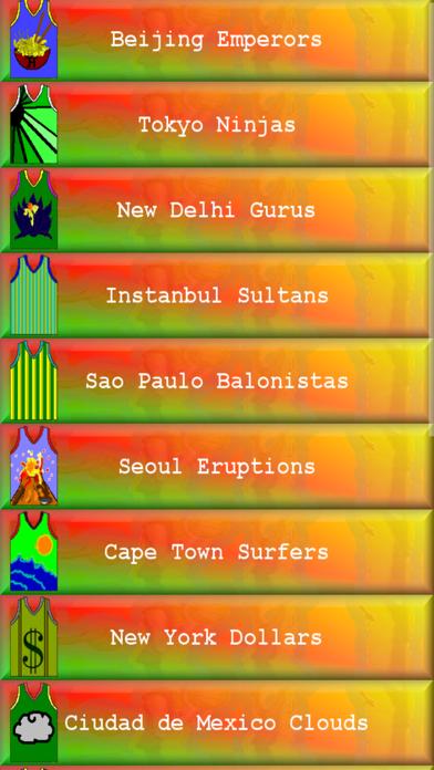 Virtual Basket Manager PRO screenshot two