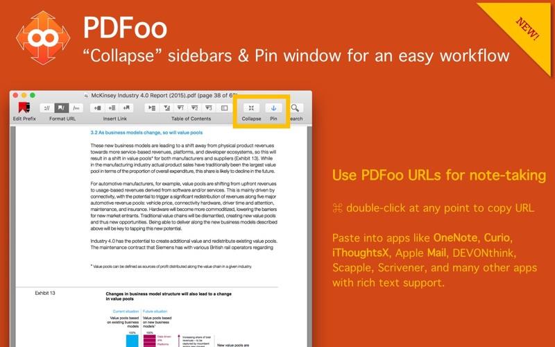 PDFoo for Mac