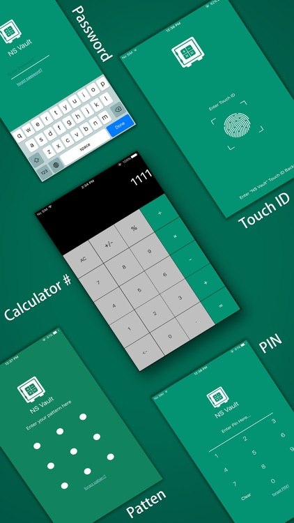 Calculator# Pro Hide Photos Videos NS Vault