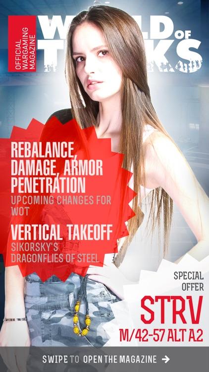 World of Tanks Magazine (English Edition)