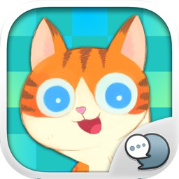 Cute Cat Stickers & Emoji Keyboard By ChatStick