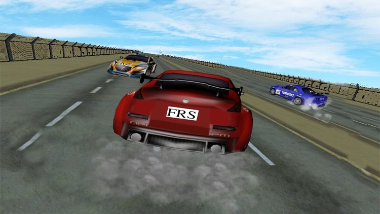 Real Drift Rally Racing 3D: Xtreme Fever 2017 screenshot-4