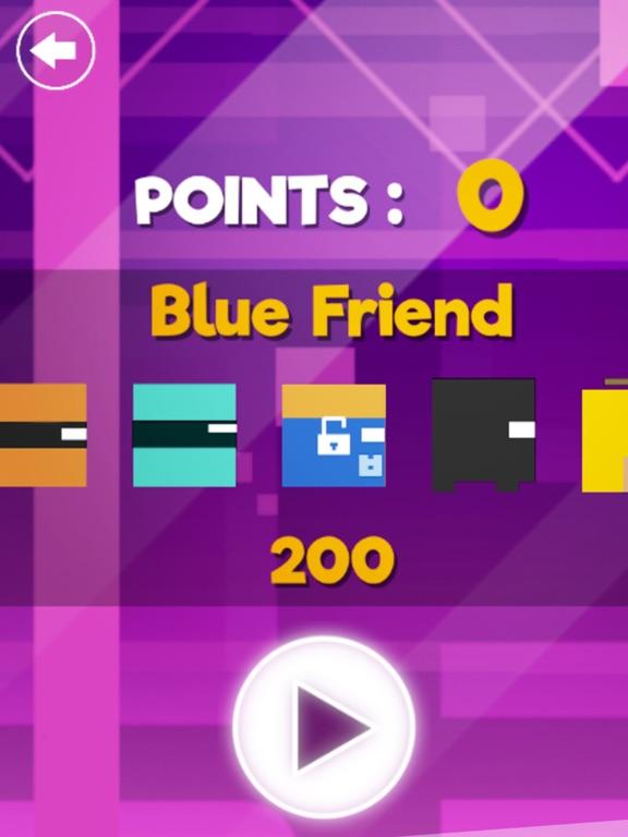 Ninja Block Jumpy : Geometry Dance Escape Game 2 !-ipad-4