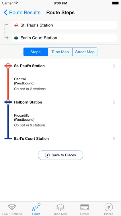 London Tube And More - Map Offline Oyster - Free screenshot-3