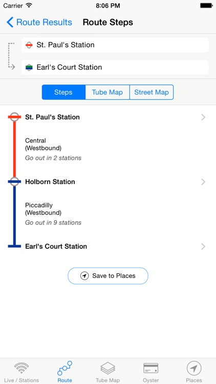London Tube And More - Map Offline Cards - Free screenshot-3