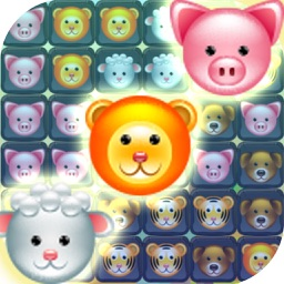 Pet Animals Match 3 Game