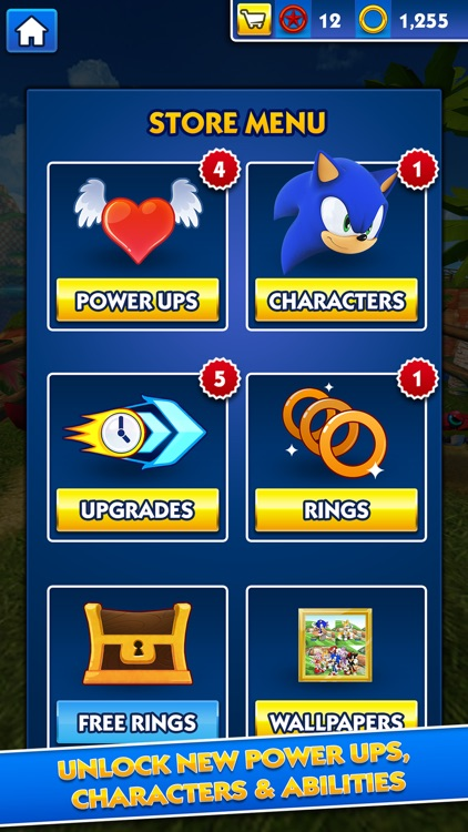 Sonic Dash screenshot-4